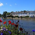 A summer's day in Emsworth  by Caroline Anderson