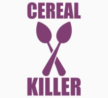 CEREAL KILLER by slantedmind