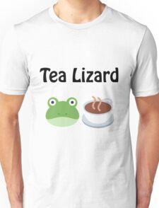 Tea Lizard Unisex T-Shirt