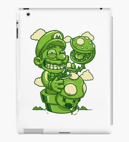 Mario Shrooms iPad Case/Skin