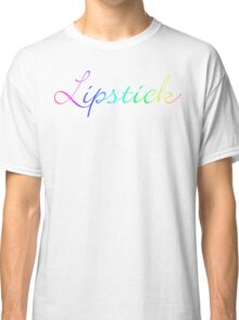 rainbow lipstick Classic T-Shirt