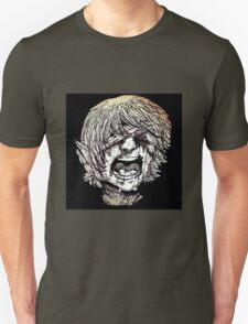 Encased in Darkness and Forever Blinded Unisex T-Shirt