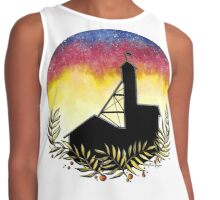 Golden Hour Contrast Tank