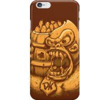 Donkey Kong Bananas iPhone Case/Skin