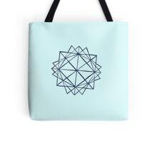 Papercut star 2 Tote Bag