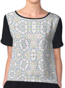 Forget Me Not Chiffon Top