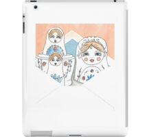 Nesting Dolls iPad Case/Skin