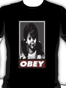 Talky Tina - TZ OBEY T-Shirt