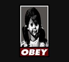 Talky Tina - TZ OBEY Unisex T-Shirt