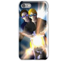 Born to be wild iPhone Case/Skin