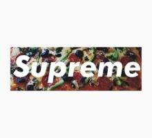 supreme PIZZA by semiradical