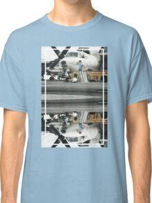 CRA Flight Deck 1  Classic T-Shirt