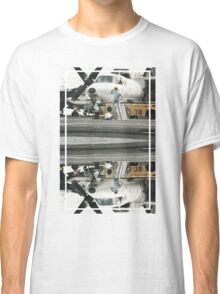 CRA Flight Deck 1  Classic T-Shirt