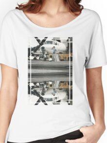 CRA Flight Deck 1  Women's Relaxed Fit T-Shirt