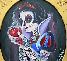 Poisoned Princess by Iroek