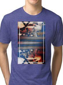 CRA Flight Deck 1 Warm Tri-blend T-Shirt