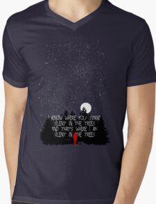 Twenty One Pilots - Trees Mens V-Neck T-Shirt