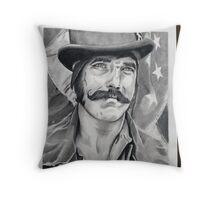 Bill the Butcher Throw Pillow
