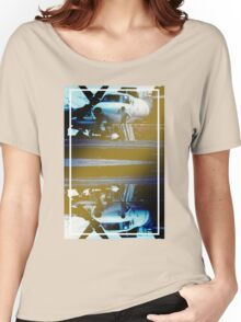 CRA Flight Deck 1 Cool Women's Relaxed Fit T-Shirt