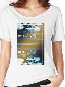 CRA Flight Deck 1 Cool Women's Relaxed Fit T-Shirt