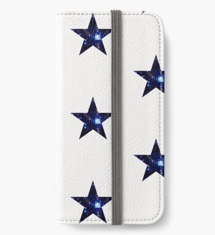 Disco Star iPhone Wallet