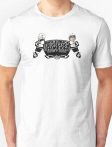 Back to Back Full Season Champions - Cartoon T-Shirt
