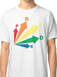 all signs point to... pride! Classic T-Shirt