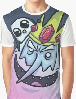 Ice King & Gunter the Penguin (Adventure Time) Graphic T-Shirt