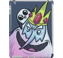 Ice King & Gunter the Penguin (Adventure Time) iPad Case/Skin