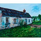 'Parkmount Cottage, Ballyharry, Islandmagee.' by Laura Butler
