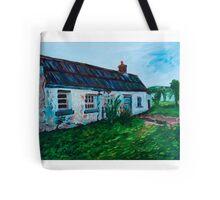 'Parkmount Cottage, Ballyharry, Islandmagee.' Tote Bag