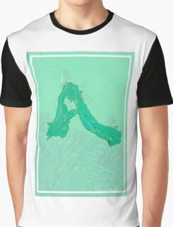 CRA A Green Graphic T-Shirt