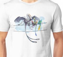 Dragons on a Wire Unisex T-Shirt