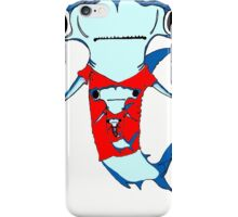 The Right to Bare Fins iPhone Case/Skin