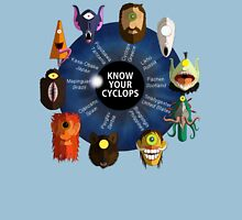Know Your Cyclops Unisex T-Shirt