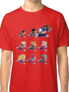 All Hail The Prince Classic T-Shirt