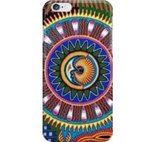 Psychedelic Mexican Folk Art iPhone Case/Skin