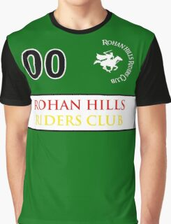 Rohan Hills Riders Club Graphic T-Shirt