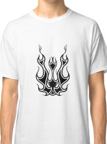 Feuer holz lagerfeuer  Classic T-Shirt