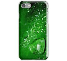 new water hd buble kitty iPhone Case/Skin