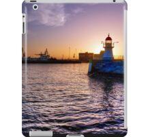 Sunrise Lighthouse.  iPad Case/Skin