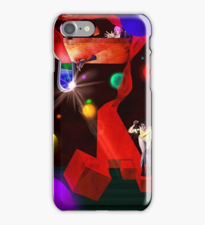 When the World Falls Down iPhone Case/Skin