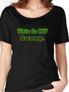 This Is My Swamp Women's Relaxed Fit T-Shirt