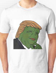 Trump Pepe Unisex T-Shirt