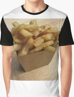 Hot Chips for Cold Days Graphic T-Shirt