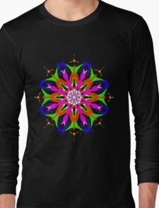 Eclipsed Star Long Sleeve T-Shirt