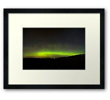 All rows lead to Aurora Framed Print