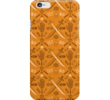 Sunflowers Grown for the Occult iPhone Case/Skin
