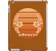 STRANGERS iPad Case/Skin