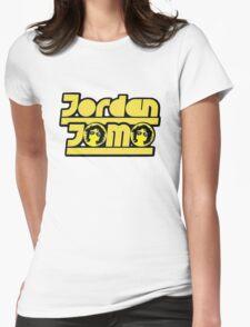 "JordanJoMo ""Double J"" Womens Fitted T-Shirt"